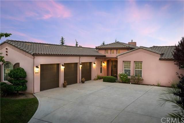 930 Salida Del Sol Drive, Paso Robles, CA 93446 (#NS20217444) :: Team Forss Realty Group