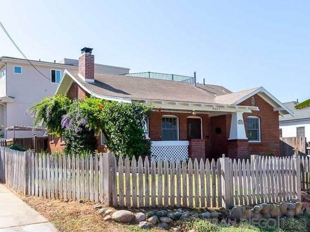 4603 Cape May Ave, San Diego, CA 92107 (#200048954) :: TeamRobinson | RE/MAX One