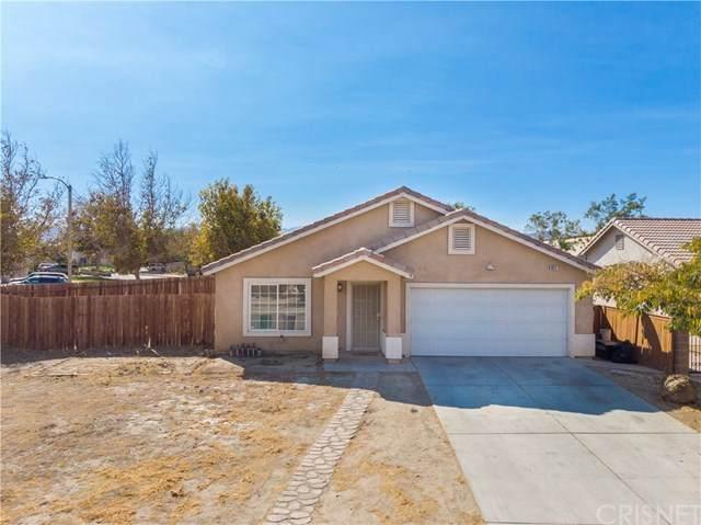 4814 Minstrel Drive, Palmdale, CA 93552 (#SR20219394) :: Veronica Encinas Team