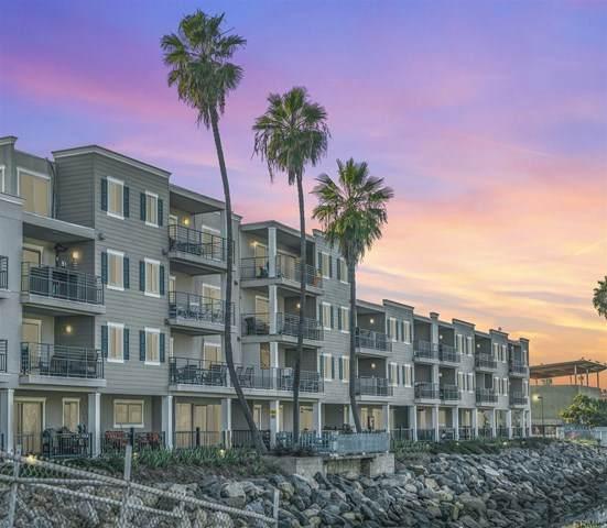 1202 N Pacific Street 207B, Oceanside, CA 92054 (#NDP2001451) :: Veronica Encinas Team