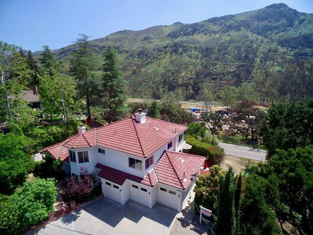 29934 Triunfo Drive, Agoura Hills, CA 91301 (#220010496) :: Steele Canyon Realty