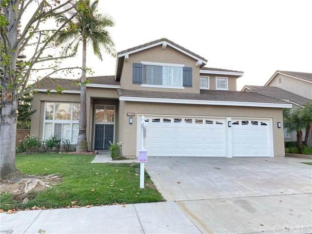 14934 Avenida Anita, Chino Hills, CA 91709 (#SB20219507) :: Veronica Encinas Team