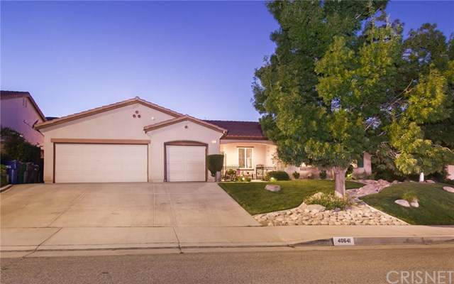 40641 55th Street W, Palmdale, CA 93551 (#SR20219503) :: Team Forss Realty Group