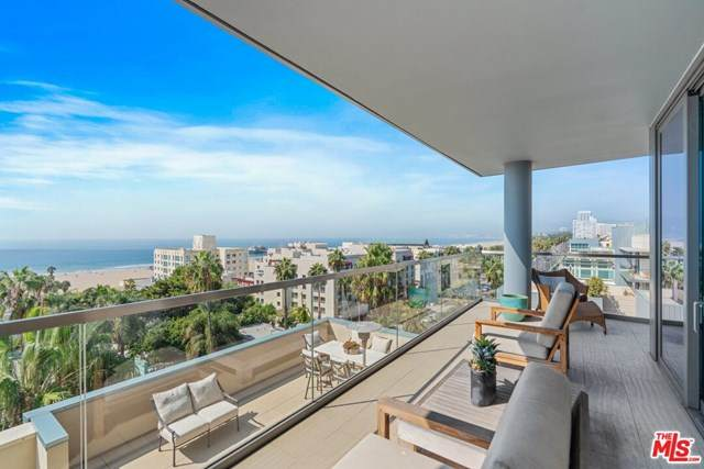 1755 Ocean #903, Santa Monica, CA 90401 (#20647780) :: Frank Kenny Real Estate Team