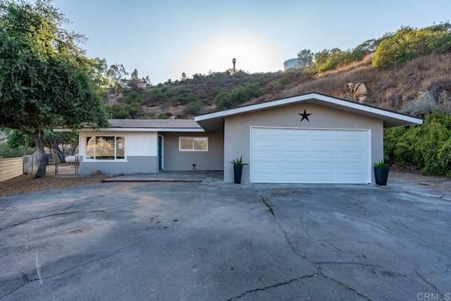 11696 Hi Ridge Road, Lakeside, CA 92040 (#PTP2000757) :: RE/MAX Empire Properties