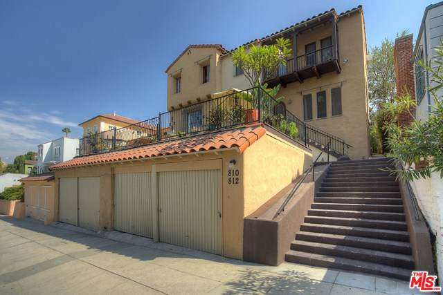 810 Parkman Avenue, Los Angeles (City), CA 90026 (#20645764) :: RE/MAX Empire Properties
