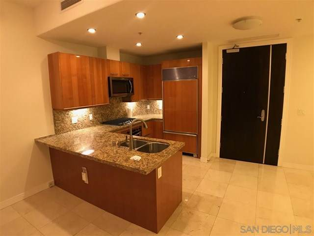550 Front St #507, San Diego, CA 92101 (#200049002) :: Frank Kenny Real Estate Team