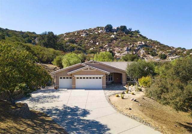 3058 Duck Pond, Ramona, CA 92065 (#NDP2001472) :: eXp Realty of California Inc.