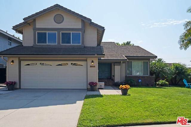 5378 W Amberwood Drive, Inglewood, CA 90302 (#20647806) :: Team Forss Realty Group