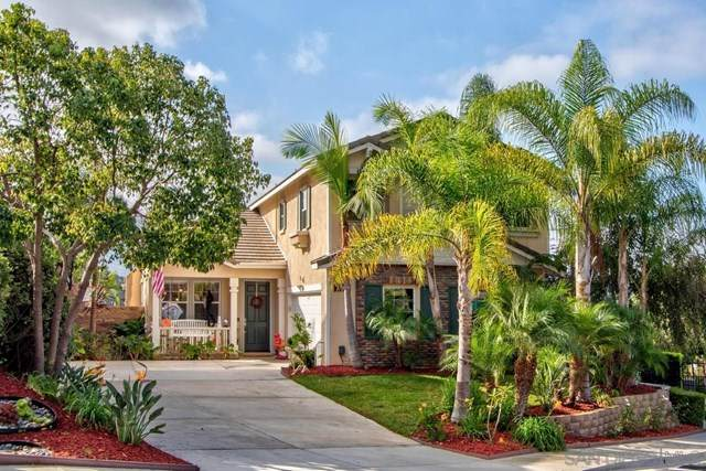 799 Kirkwall Dr., San Marcos, CA 92069 (#200049042) :: The Results Group