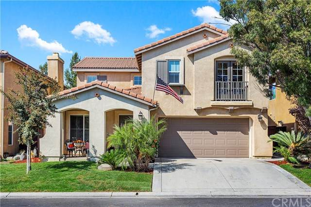 25860 Marco Polo Street, Murrieta, CA 92563 (#SW20219898) :: Team Foote at Compass