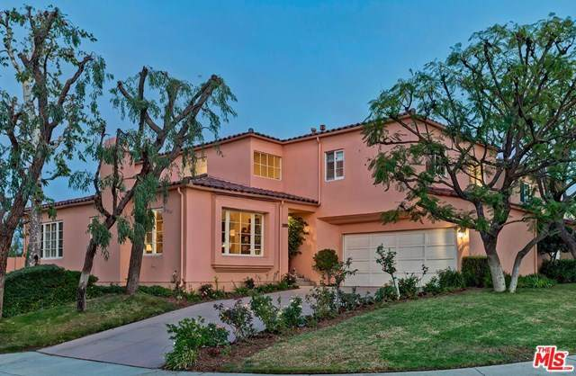 2080 Stoney Hill Road, Los Angeles (City), CA 90049 (#20648274) :: American Real Estate List & Sell