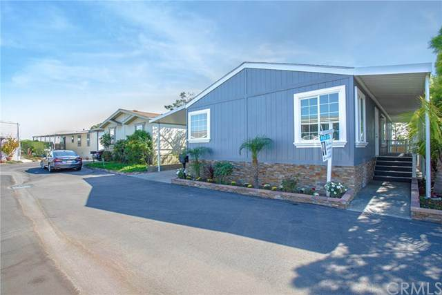 1501 Palos Verders Drive North #128, Harbor City, CA 90710 (#SB20220066) :: The Results Group
