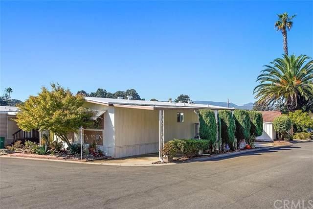3057 S S. Higuera Street #177, San Luis Obispo, CA 93401 (#SC20220046) :: The Miller Group