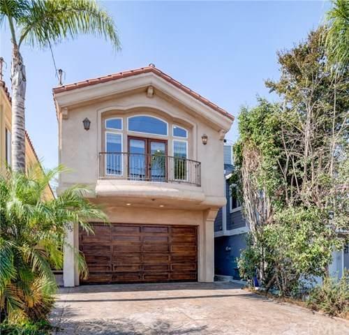 1705 Wollacott Street, Redondo Beach, CA 90278 (#SB20219052) :: The Parsons Team