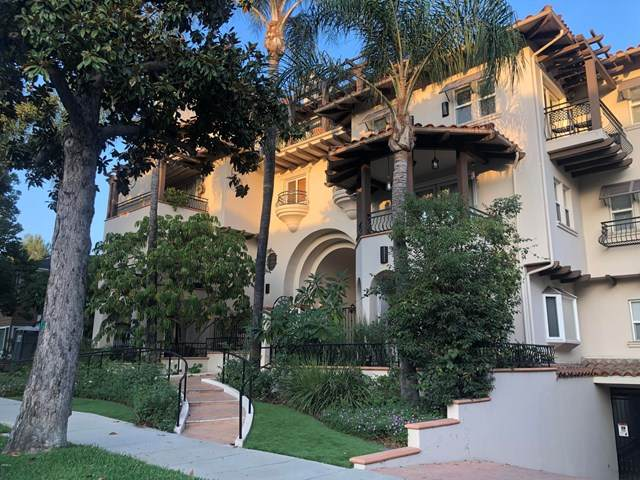 216 S Madison Avenue #104, Pasadena, CA 91101 (#P1-1900) :: RE/MAX Masters