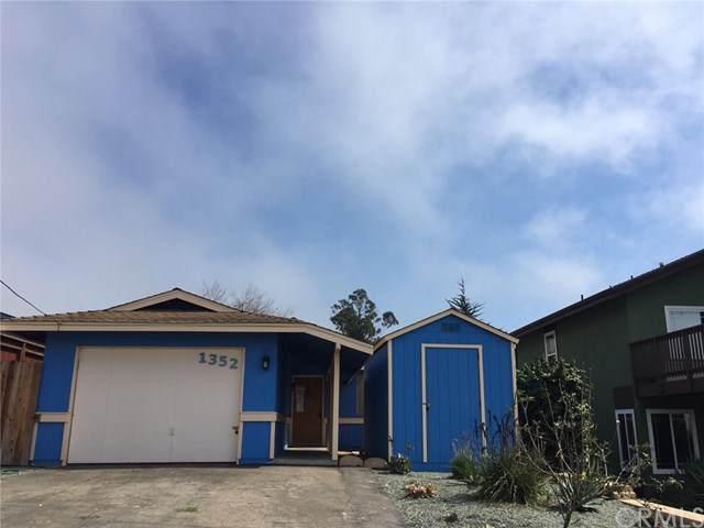 1352 14th Street, Los Osos, CA 93402 (#SC20219132) :: The Houston Team | Compass
