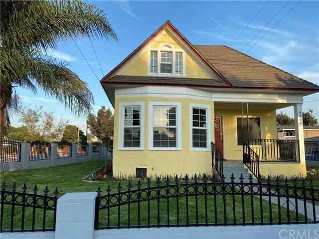 4960 Locust Ave, Long Beach, CA 90805 (#PW20220219) :: The Miller Group