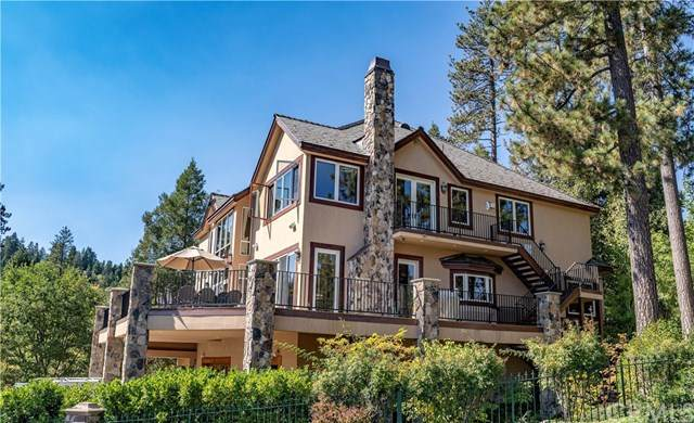 27538 Meadow Bay Drive, Lake Arrowhead, CA 92352 (#CV20220369) :: Team Forss Realty Group