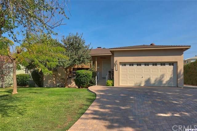 10232 Parr Avenue, Sunland, CA 91040 (#320003727) :: Frank Kenny Real Estate Team