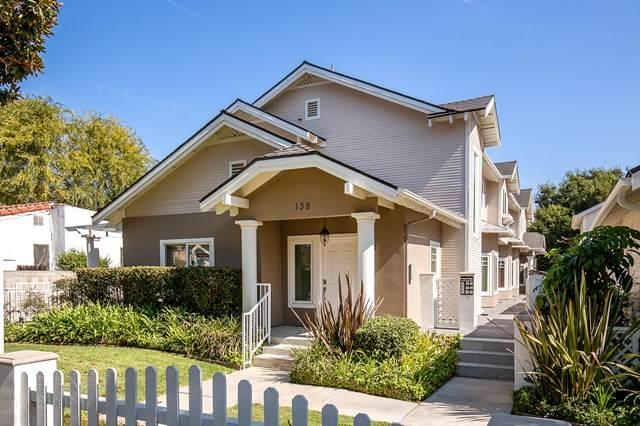 138 S Bonnie Avenue #3, Pasadena, CA 91106 (#P1-1908) :: The Najar Group