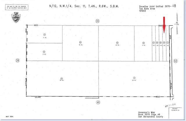 0 Goss Road, Phelan, CA 92317 (#529282) :: The Najar Group