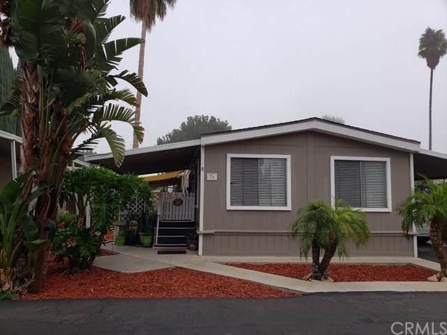 15050 Monte Vista #76, Chino Hills, CA 91709 (#TR20220860) :: RE/MAX Empire Properties