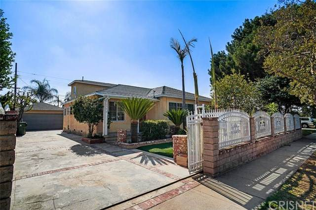 13756 Rayen Street, Arleta, CA 91331 (#SR20220864) :: eXp Realty of California Inc.