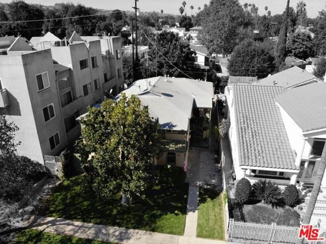 4245 Laurel Canyon Boulevard, Studio City, CA 91604 (#20648822) :: Veronica Encinas Team