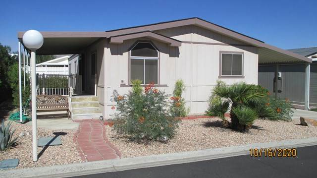 15300 Palm Drive #91, Desert Hot Springs, CA 92240 (#219051625PS) :: Team Forss Realty Group