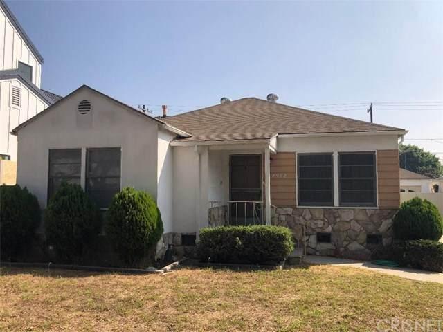 8902 Hubbard Street, Culver City, CA 90232 (#SR20220169) :: Veronica Encinas Team