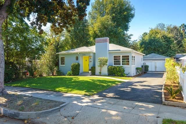 1191 N El Molino Avenue, Pasadena, CA 91104 (#P1-1915) :: Zutila, Inc.
