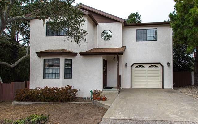 2759 Pineridge Drive, Cambria, CA 93428 (#SC20220419) :: Legacy 15 Real Estate Brokers