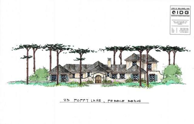 23 Poppy Lane, Pebble Beach, CA 93953 (#ML81816418) :: Zutila, Inc.