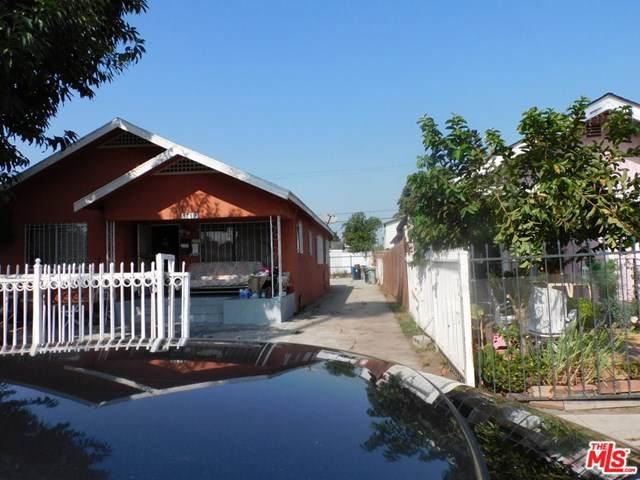1719 W 38Th Street, Los Angeles (City), CA 90062 (#20649126) :: The Results Group