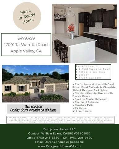 17091 Ta-Wan-Ka Road, Apple Valley, CA 92307 (#529219) :: RE/MAX Empire Properties