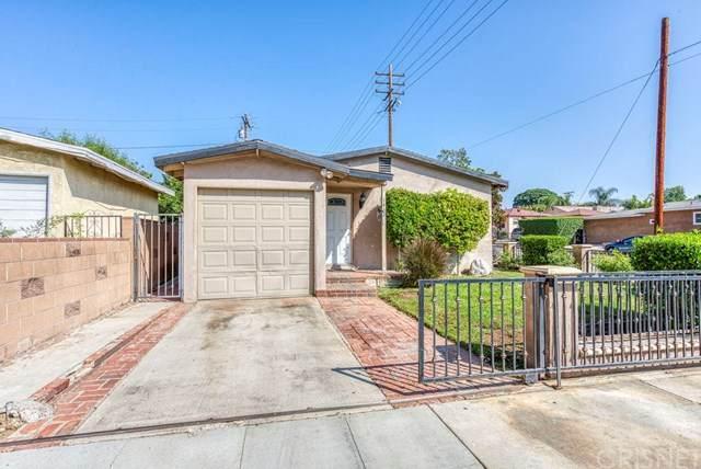 1403 Hollister Street, San Fernando, CA 91340 (#SR20220989) :: The Parsons Team