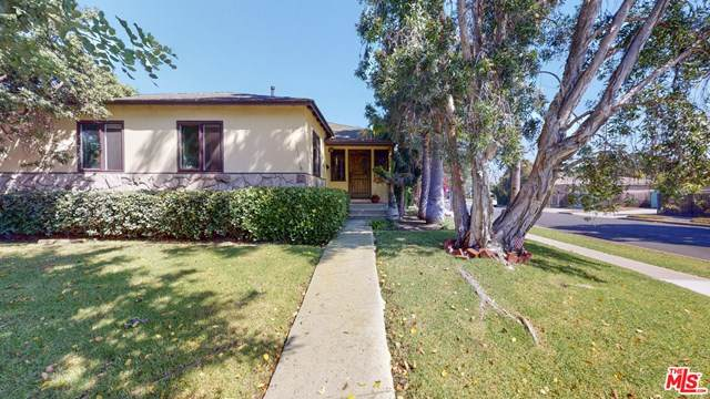 5401 W 77Th Street, Los Angeles (City), CA 90045 (#20648798) :: RE/MAX Masters