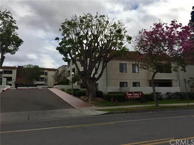 700 W 3rd Street A315, Santa Ana, CA 92701 (#MB20221094) :: Team Tami