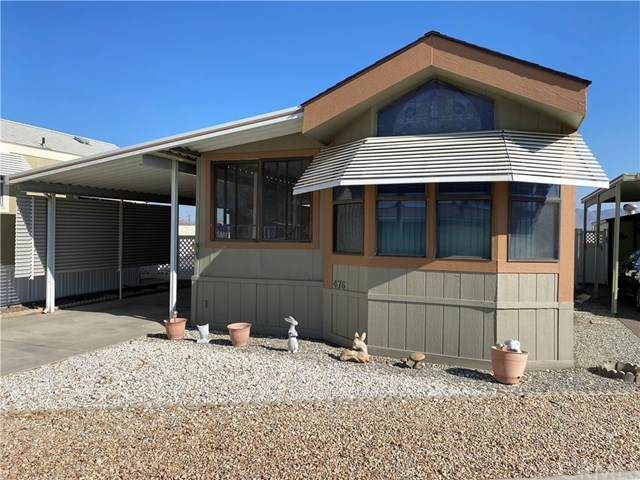 1295 S Cawston Avenue #476, Hemet, CA 92545 (#SW20221141) :: Bathurst Coastal Properties