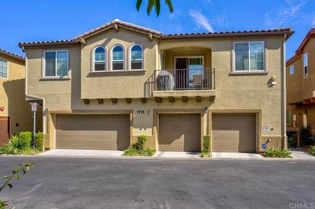 1715 San Ignacio Ct #2, Chula Vista, CA 91913 (#PTP2000797) :: RE/MAX Empire Properties