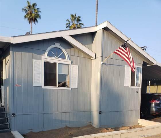 450 E Bradley Ave Spc 34, El Cajon, CA 92021 (#200049164) :: Veronica Encinas Team