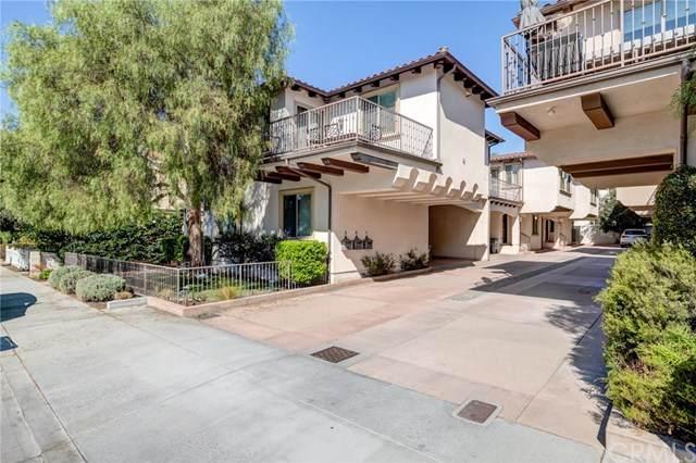 2619 Carnegie Lane C, Redondo Beach, CA 90278 (#PV20221187) :: The Bhagat Group