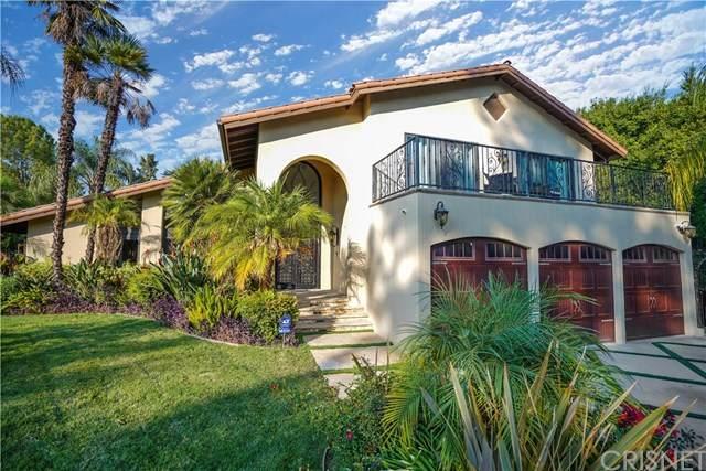 4682 Tenango Drive, Woodland Hills, CA 91364 (#SR20217569) :: TeamRobinson | RE/MAX One