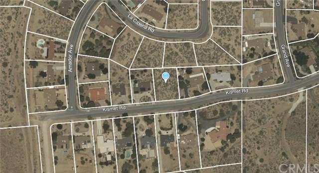 56644 Kismet Road, Yucca Valley, CA 92284 (#JT20221241) :: Better Homes and Gardens Real Estate Vogler Feigen