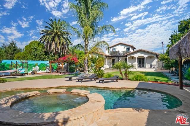 5663 Jumilla Avenue, Woodland Hills, CA 91367 (#20649284) :: TeamRobinson | RE/MAX One