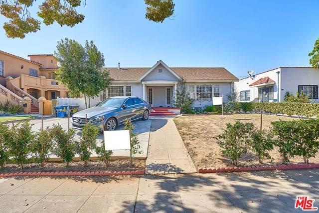 1141 S Rimpau Boulevard, Los Angeles (City), CA 90019 (#20648640) :: Better Homes and Gardens Real Estate Vogler Feigen