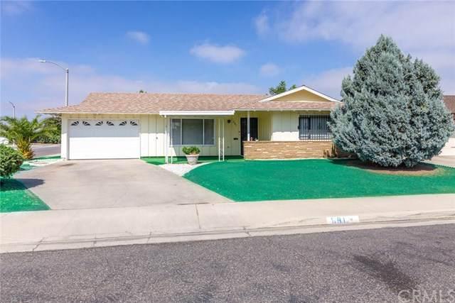 581 Shasta Way, Hemet, CA 92543 (#SW20221309) :: Mark Nazzal Real Estate Group