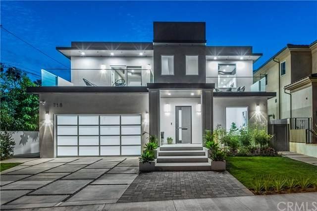 718 Sapphire Street, Redondo Beach, CA 90277 (#SB20215154) :: Millman Team