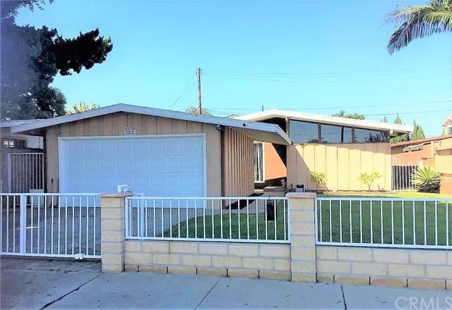 809 E Lomita Boulevard, Wilmington, CA 90744 (#SB20218436) :: Team Forss Realty Group